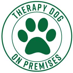therapy-dog-on-premises