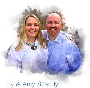 Ty and Amy Shandy