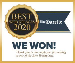 We won best workplaces 2020