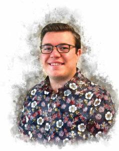 Seth Hulsmeyer portrait
